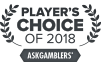 Askgamblers Players Choice Award