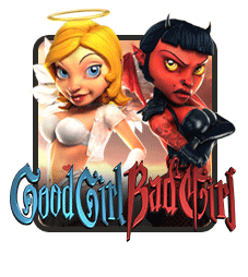 Good Girl Bad Girl Jackpot Pokie